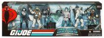 G.I.JOE ARAH 25th Anniversary - 2008 - Extreme Conditions Pack : Cobra Arctic Assault Squad