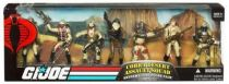 G.I.JOE ARAH 25th Anniversary - 2008 - Extreme Conditions Pack : Cobra Desert Assault Squad