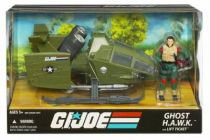 G.I.JOE ARAH 25th Anniversary - 2008 - Ghost H.A.W.K. & Lift Ticket