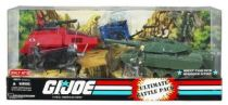 G.I.JOE ARAH 25th Anniversary - 2008 - Ultimate Battle Pack
