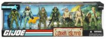 G.I.JOE ARAH 25th Anniversary - 2009 - Battle Pack - Assault on Cobra Island