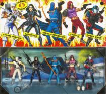 G.I.JOE ARAH 25th Anniversary - 2009 - Battle Pack - Cobra Team