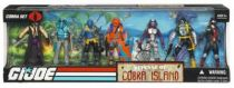 G.I.JOE ARAH 25th Anniversary - 2009 - Battle Pack - Defense of Cobra Island