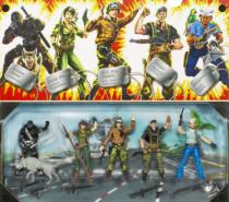 G.I.JOE ARAH 25th Anniversary - 2009 - Battle Pack - G.I.Joe Team