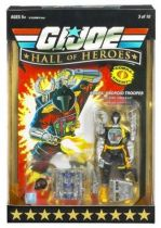 G.I.JOE ARAH 25th Anniversary - 2009 - Cobra B.A.T. (Hall of Heroes)