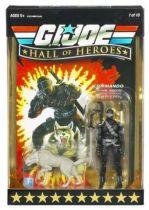 G.I.JOE ARAH 25th Anniversary - 2009 - Snake Eyes & Timber (Hall of Heroes)