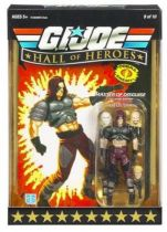 G.I.JOE ARAH 25th Anniversary - 2009 - Zartan (Hall of Heroes)