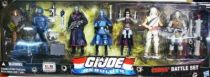 G.I.JOE ARAH 25th Anniversary - 2010 - G.I.Joe Resolute - Cobra Battle Set