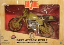 G.I.JOE Classic Collection - Fast Attack Cycle