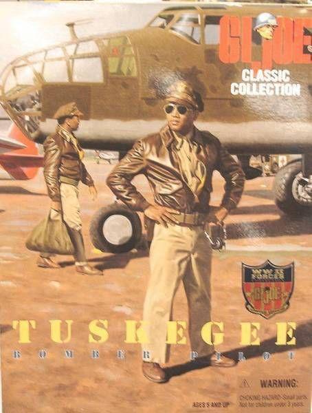 G.I.JOE Classic Collection - WW2 U.S. Tuskegee Bomber Pilot