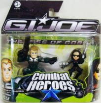 G.I.Joe Combat Heroes - The Rise of Cobra - Duke & Baroness