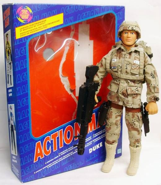 G.I.JOE Hall of Fame - Duke