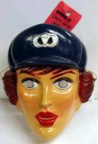 G.I.Joe Lady Jaye face-mask (by César)