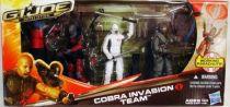G.I.JOE Retaliation 2013 - Cobra Invasion Team : Firefly, Cobra Invasion Trooper, Storm Shadow