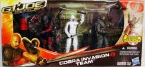 G.I.JOE Retaliation 2013 - Cobra Invasion Team : Firefly, Cobra Invasion Trooper, Storm Shadow