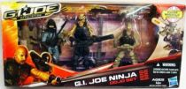 G.I.JOE Retaliation 2013 - G.I.Joe Ninja Dojo : Beachhead, Night Ops Roadblock, Kamakura