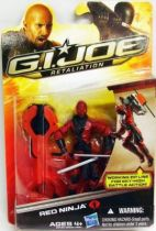 G.I.JOE Retaliation 2013 - Red Ninja