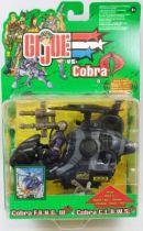 G.I.Joe vs. Cobra - 2002 - Cobra F.A.N.G. III & Cobra C.L.A.W.S.