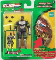 G.I.Joe vs. Cobra - 2003 - Firefly with Mission Disc