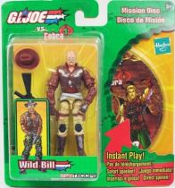 G.I.Joe vs. Cobra - 2003 - Wild Bill with Mission Disc