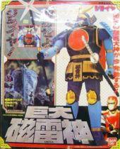 Giraya Ninja - Bandai Japan - Kyodai Girayshin (loose with box)