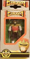 Giraya Ninja - Bandai Mini figure Giraya (boxed)