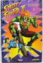 Glénat - Street Fighter II Vol.1 (par Masaomi Kanzaki)