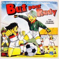 Goal for Rudy - Mini-LP Record - Original French TV series Soundtrack - Ades Records 1988