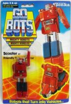 GoBots - GB-27 Scooter