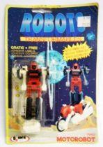 Gobots - Robots Transformables - Motorobot