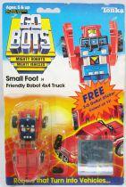 GoBots - Tonka - GB-14 Small Foot
