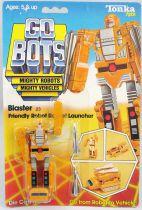 GoBots - Tonka - GB-23 Blaster