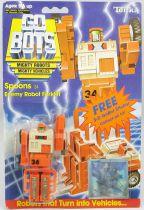 GoBots - Tonka - GB-31 Spoons