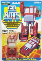 GoBots - Tonka - GB-36 Street Heat