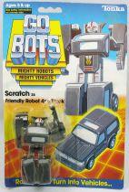 GoBots - Tonka - GB-38 Scratch