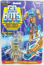 GoBots - Tonka - GB-42 Twin Spin