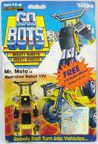 GoBots - Tonka - GB-64 Mr. Moto