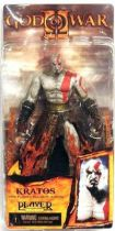 God of War - Kratos (with Flaming Blades of Athena) - NECA Player Select figure