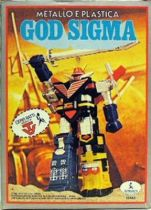 God Sigma - Ceppi Ratti - God Sigma ST