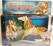 Goddess of the Ultra Cosmos - Goddess of Microlite & Marble Combat Horse