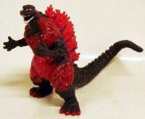 Godzilla - 2\'\' PVC Figure Toho - Godzilla (red)
