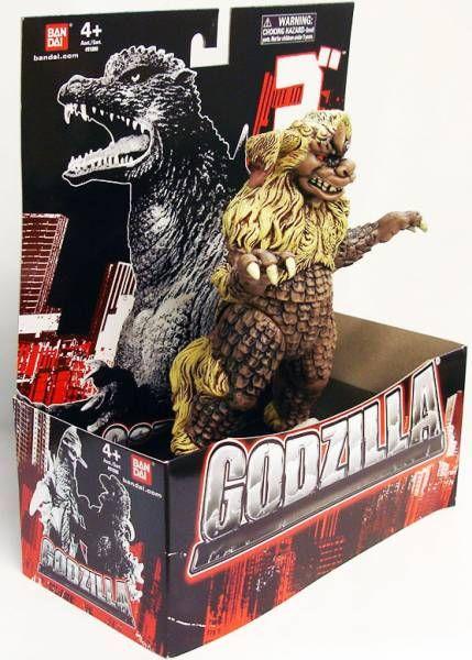 Godzilla - Bandai Classic Figures - King Caesar