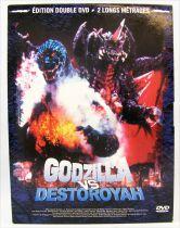 Godzilla - Coffret 2 DVD - Godzilla vs. Destoroyah / Godzilla vs. Mechagodzilla
