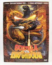 Godzilla - Double DVD Set - Godzilla vs. King Ghidorah / Ebirah, Horror of the Deep