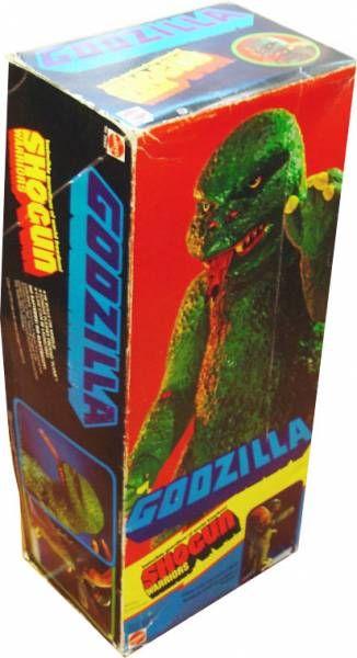 MATTEL : tous les jouets, gamme par gamme ==> 1989 Godzilla---mattel-shogun-warriors---godzilla-jumbo-machinder-image-239875-grande