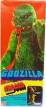 Godzilla - Mattel Shogun Warriors - Godzilla Jumbo Machinder