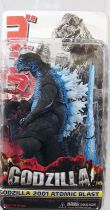 Godzilla (2001 Atomic Blast) - NECA - 7\'\' action-figure