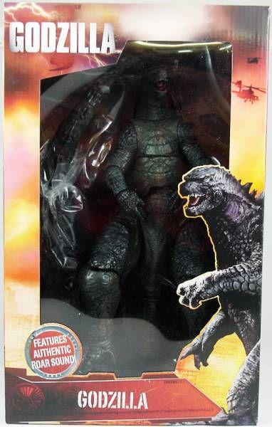 Godzilla (2014) - NECA - 12\'\' electronic action-figure