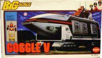 Goggle Five - Bandai - Goggle Caesar Transporter DX