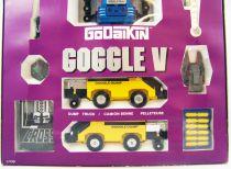 Goggle Five - Bandai - Goggle V DX Cross-in-Box (Godaikin box)
